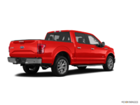 2016 Ford F-150 LARIAT | Photo 2 | Race Red
