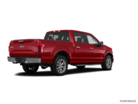 2016 Ford F-150 LARIAT | Photo 2 | Ruby Red