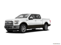 2016 Ford F-150 LARIAT | Photo 3 | Oxford White/Caribou