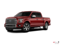 2016 Ford F-150 PLATINUM | Photo 3 | Ruby Red