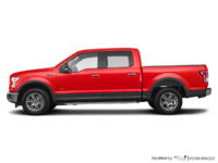 2016 Ford F-150 XLT | Photo 1 | Race Red/Magnetic