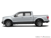 2016 Ford F-150 XLT | Photo 1 | Ingot Silver/Magnetic