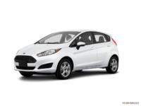 2016 Ford Fiesta SE HATCHBACK | Photo 3 | White Platinum