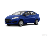2016 Ford Fiesta TITANIUM SEDAN | Photo 3 | Kona Blue