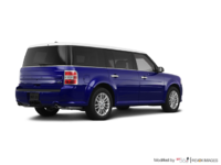 2016 Ford Flex SEL | Photo 2 | Kona Blue