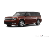 2016 Ford Flex SEL | Photo 3 | Bronze Fire