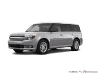 2016 Ford Flex SEL | Photo 3 | Ingot Silver
