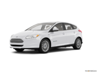2016 Ford Focus electric BASE | Photo 3 | White Platinum
