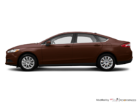 2016 Ford Fusion S | Photo 1 | Bronze Fire