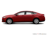 2016 Ford Fusion S | Photo 1 | Ruby Red