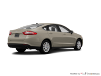 2016 Ford Fusion S | Photo 2 | Tectonic Silver