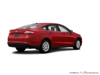 2016 Ford Fusion S | Photo 2 | Ruby Red