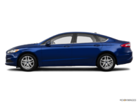 2016 Ford Fusion SE | Photo 1 | Deep Impact Blue