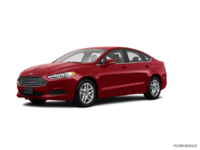 2016 Ford Fusion SE | Photo 3 | Ruby Red