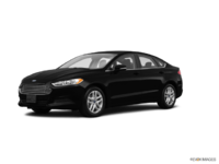 2016 Ford Fusion SE | Photo 3 | Shadow Black