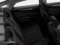2016 Ford Fusion SE | Photo 2 | Charcoal Black Premium EcoCloth