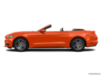 2016 Ford Mustang Convertible EcoBoost Premium | Photo 1 | Competition Orange