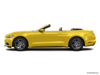 2016 Ford Mustang Convertible EcoBoost Premium | Photo 1 | Triple Yellow
