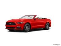 2016 Ford Mustang Convertible EcoBoost Premium | Photo 3 | Race Red