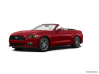 2016 Ford Mustang Convertible EcoBoost Premium | Photo 3 | Ruby Red