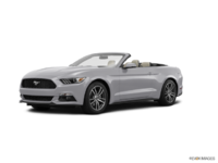 2016 Ford Mustang Convertible EcoBoost Premium | Photo 3 | Ingot Silver