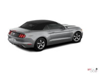 2016 Ford Mustang Convertible V6 | Photo 2 | Ingot Silver