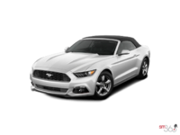 2016 Ford Mustang convertible V6 | Photo 3 | Oxford White