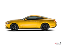 2016 Ford Mustang EcoBoost Premium | Photo 1 | Triple Yellow