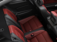2016 Ford Mustang EcoBoost Premium | Photo 2 | Red Line Premium Leather