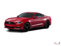 2016 Ford Mustang EcoBoost | Photo 3 | Ruby Red