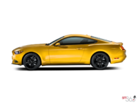 2016 Ford Mustang EcoBoost | Photo 1 | Triple Yellow