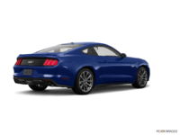 2016 Ford Mustang GT Premium | Photo 2 | Deep Impact Blue