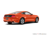 2016 Ford Mustang V6 | Photo 2 | Competition Orange