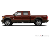 2016 Ford Super Duty F-250 KING RANCH | Photo 1 | Bronze Fire / Caribou
