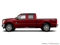2016 Ford Super Duty F-250 KING RANCH | Photo 1 | Ruby Red