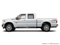 2016 Ford Super Duty F-250 KING RANCH | Photo 1 | Oxford White