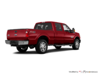 2016 Ford Super Duty F-250 KING RANCH | Photo 2 | Ruby Red