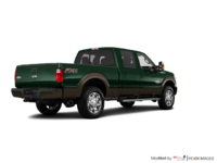 2016 Ford Super Duty F-250 KING RANCH | Photo 2 | Green Gem / Caribou