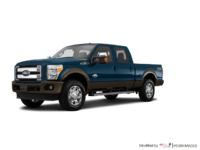 2016 Ford Super Duty F-250 KING RANCH | Photo 3 | Blue Jeans / Caribou