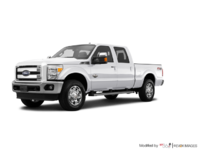2016 Ford Super Duty F-250 KING RANCH | Photo 3 | White Platinum