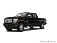 2016 Ford Super Duty F-250 KING RANCH | Photo 3 | Shadow Black / Caribou