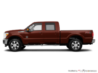 2016 Ford Super Duty F-250 LARIAT | Photo 1 | Bronze Fire