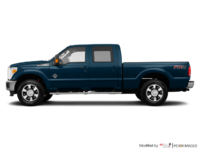 2016 Ford Super Duty F-250 LARIAT | Photo 1 | Blue Jeans