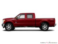 2016 Ford Super Duty F-250 LARIAT | Photo 1 | Ruby Red