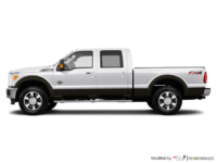 2016 Ford Super Duty F-250 LARIAT | Photo 1 | White Platinum / Caribou