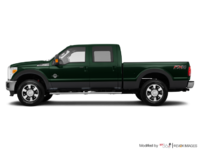 2016 Ford Super Duty F-250 LARIAT | Photo 1 | Green Gem / Magnetic