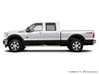 2016 Ford Super Duty F-250 LARIAT | Photo 1 | Oxford White / Caribou