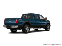 2016 Ford Super Duty F-250 LARIAT | Photo 2 | Blue Jeans / Caribou