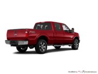 2016 Ford Super Duty F-250 LARIAT | Photo 2 | Ruby Red