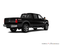 2016 Ford Super Duty F-250 LARIAT | Photo 2 | Shadow Black / Magnetic